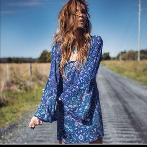 Spell and the Gypsy Kiss the Sky dress